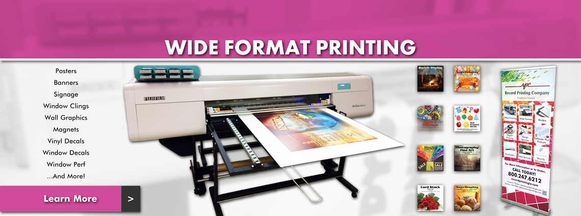8a0edcb8 Central Iowa Trade printer for offset, digital, and wide format products